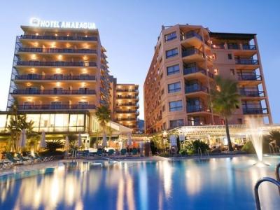 Почивка в HOTEL AMARAGUA 4*