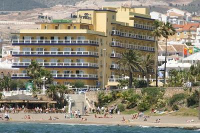 Почивка в HOTEL LAS ARENAS 4*
