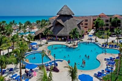 Почивка в Riu Yucatan