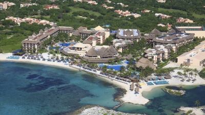 оНВХБЙЮ Б Catalonia Riviera Maya Resort & Spa