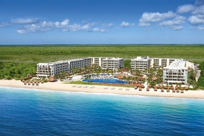 Почивка в Amresorts Dreams Riviera Cancun