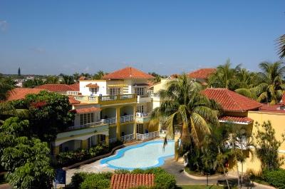Почивка в Comodoro & Brisas del Caribe