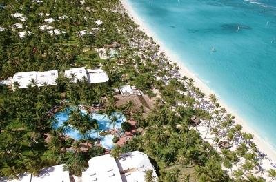 Почивка в Grand Palladium Punta Cana Resort 5*