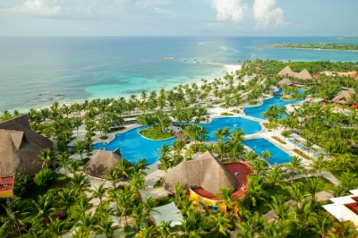 оНВХБЙЮ Б Barcelo Maya Beach 5*