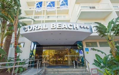 Почивка в HOTEL AZULINE CORAL BEACH 3*