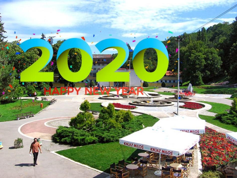 НОВА ГОДИНА 2020 - НИШКА БАНЯ - СПА ЦЕНТЪР РАДОН - 2 НОЩУВКИ